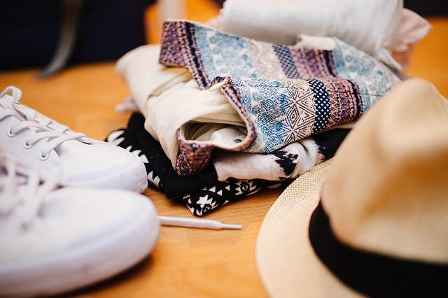 服、帽子、靴