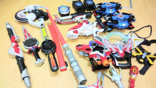 おもちゃの武器