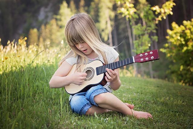 子ども 音楽